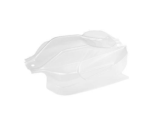 Team Corally - Polycarbonate Body - Radix XP - Clear - Cut - 1 pc ( C-00180-377 )