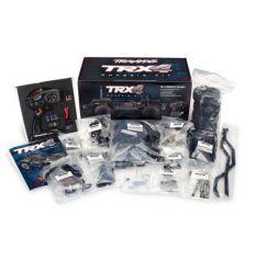Traxxas TRX-4 en kit à monter 4x4 1/10
