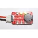 Alarme de batterie V262 ou V323