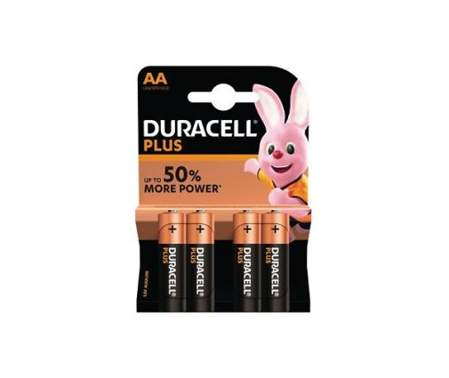 Piles Alkaline Simply Duracell AA