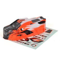 Carrosserie PIRATE SHOOTER Orange ( T4931/010 )