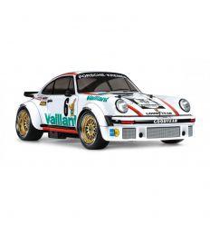 Tamiya TA-02SW Porsche 934 Vaillant 45ème anniversaire ( 47477 )