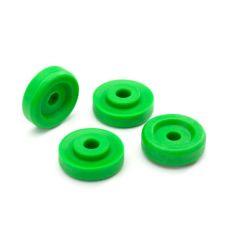 Rondelles de roues Vertes (X4) ( TRX8957G )