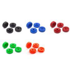 Rondelles de roues Noires (X4) ( TRX8957 )