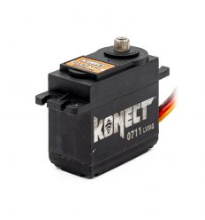 Servo Digital Konect 7kg-0.11s pignons métal