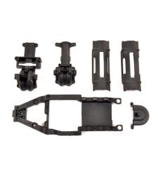 Chassis sup. + couvercle batterie  ( T4933/02N )