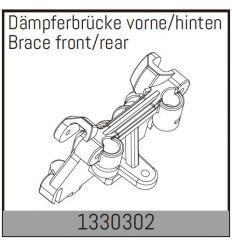 Support d'amortisseurs avant/arrière Absima ( 1330302 )