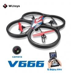Drone WLtoys V666 FPV