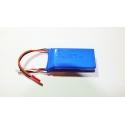 Batterie 1200Mah pour drone WLtoys V666 V333 V333N Q212KN Tarantula