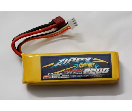 Batterie 3S pour bateau FT012