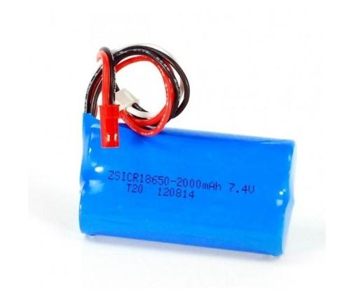 Batterie 7,4V 2000Mah pour F645
