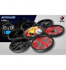 Drone WLtoys V323 avec caméra HD 720p