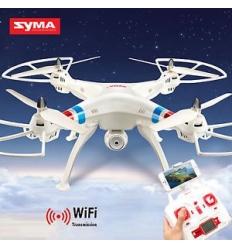 Syma X8W vidéo en direct