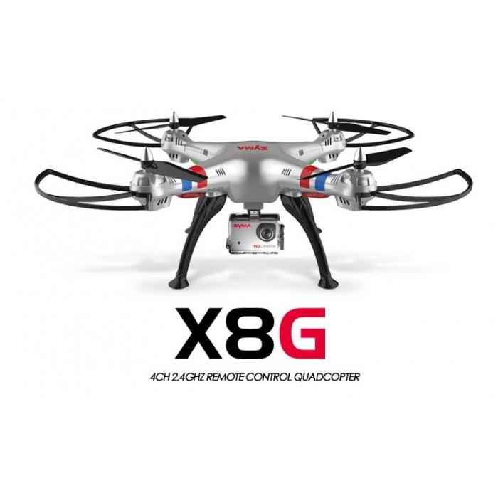 drone syma x8g avec cam ra hd 1080p vosges mod lisme. Black Bedroom Furniture Sets. Home Design Ideas