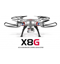 Drone Syma X8G + 2 batteries
