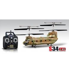 Hélicoptère Syma S34 2,4GHz