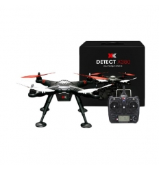 Drone XK X380 + Nacelle Brushless 2 axes