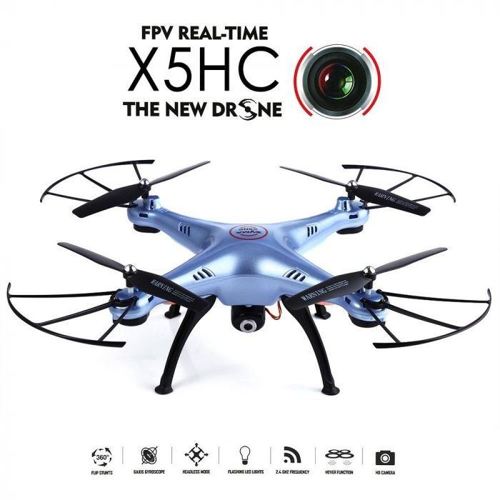drone syma x5hc cam ra hd 720p altim tre vosges mod lisme. Black Bedroom Furniture Sets. Home Design Ideas