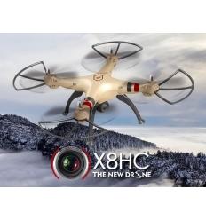Drone Syma X8HC caméra HD et altimètre