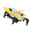 Bateau Racer FT007 jaune