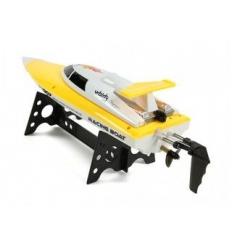 Bateau FT007 jaune + 1 batterie supplémentaire