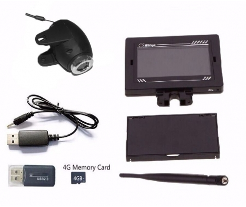 Kit FPV 5,8Ghz pour drone WLtoys Q303