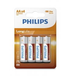 Piles Philips AA