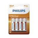 Piles Philips AA