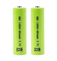 Batteries 800 mAh