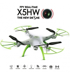Syma X5HW blanc + 2 batteries 800 + masque