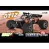 Desert Truck Funtek DT12 orange