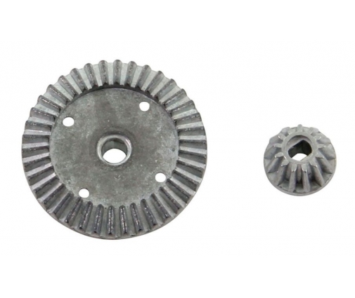 Pignon et couronne métal différentiel One10