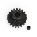 Pignon 19 dents moteur electrique Brushless 1 / 8 5mm Module 1