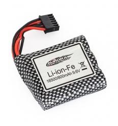 Batterie 9.6V 800mah pour MT12 - DT12