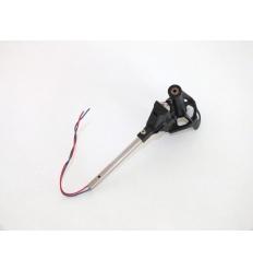 Axe + moteur + carter pour drone Skywalker
