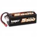 Batterie Konect 4s 14,8V 5500Mah