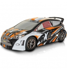 Rally Funtek RX12 orange