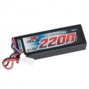 Batterie Li Ion 7.4V 2200mA 15C