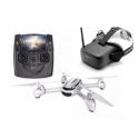 Hubsan X4 H502S + Masque FPV 007 Pro