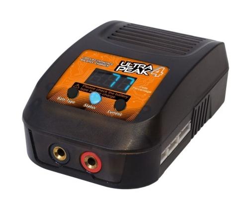 Chargeur Lipo/LIFE/LiHv 2S - 4S Nimh/Nicd UltraPeak 4 KONECT