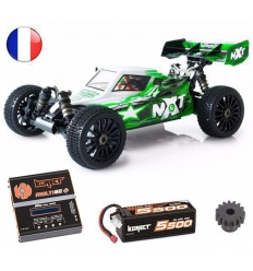 Spirit NXT+Batterie+chargeur+pignon