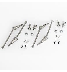 Kit de transmission complet en aluminium pour Funtek MT4,BJ4 et ST4