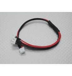Câble de chargement 2 batteries 7,4V