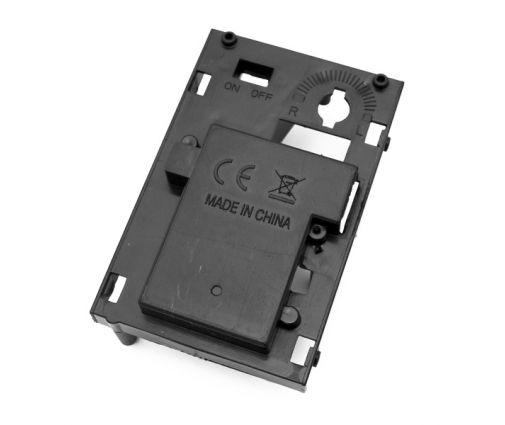Boitier plastique pour électronique pour Funtek CR4 (FTK-MT1802011)