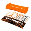 Aileron buggy orange 1/8 Racing HTR + stickers