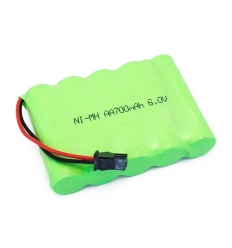 Batterie CR4 Ni-MH 6.0V 700mAh (FTK-MT1802016)
