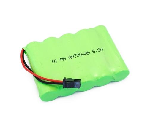 Batterie CR4 Ni-MH 6.0V 700mAh (FTK-MT1802016)