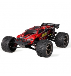 Monster Truck Racer Red