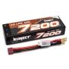 Batterie Konect 2s 7.4V 7200Mah