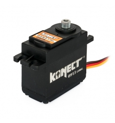 Servo Digital Konect 9kg-0.13s pignons métal